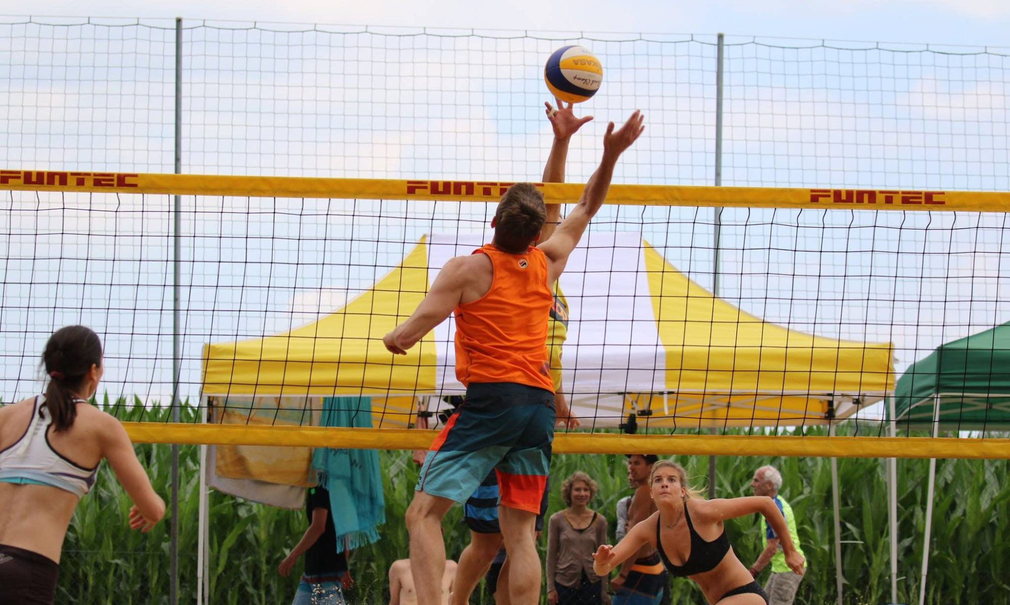 Beach Open Uster